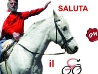 Giro d'Italia. Festa a Mentana con il Cicloclub Fiano Romano