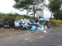 """Passo Corese. Aree di confine con Montelibretti nel degrado. Il sindaco: """"Monumento all'inciviltà"""""""