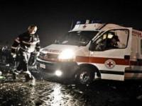 Sant'Oreste, due ventenni morti e uno in fin di vita nell'auto finita contro un albero nella notte
