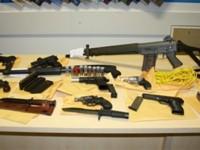 Roma, maxi sequestro di armi a Monterotondo: arrestato 39enne