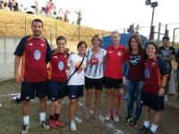 Cottanello in festa per il calcio femminile. Sfida tra Italia e Australia in Sabina