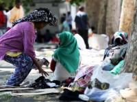 La vera Italia tra i migranti della stazione Tiburtina