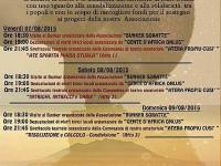 Dal 7 al 9 agosto 2015 apertura al pubblico del Bunker Soratte di Sant'Oreste