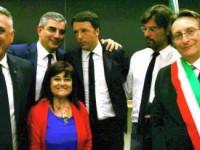 Renzi cacciato dall'Abruzzo e manganellate per no triv e aquilani