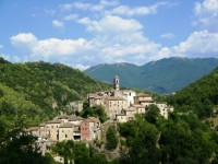Torri in Sabina: Sedici agosto mutilato