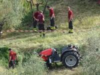 Torri in Sabina. Giovane di 26 anni muore schiacciato da trattore