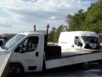 Due incidenti sull'A1 a Magliano Sabina: 3 feriti, uno è gravissimo