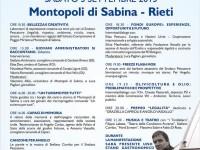 Il 5 settembre a Montopoli di Sabina la Festa della Speranza per ricordare Angelo Vassallo il Sindaco Pescatore