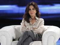 Sabrina Ferilli durante la conferenza stampa della nuova edizione del programma 'Amici', Roma, 2 aprile 2015. ANSA/UFFICIO STAMPA ++ NO SALES, EDITORIAL USE ONLY ++