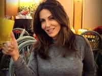 """Gli auguri di Natale di Sabrina Ferilli ai fan: """"Mettete a fuoco i vostri desideri"""""""