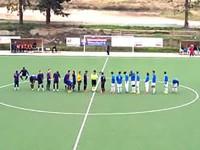 Calcio Juniors. Crecas Città di Palombara – La Sabina 3-3