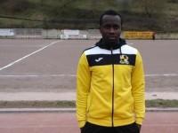 Poggio Mirteto. Dabo è diventato un pilastro per La Sabina: ecco la storia del 19enne attaccante senegalese