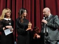 Pulcinellamente, consegnato premio a Sabrina Ferilli