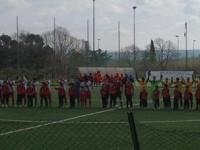 Troppo forte la Nuova Monterosi per La Sabina: ko 3-1 a testa alta