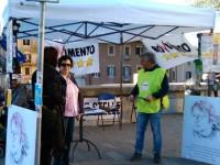 """Sabina in movimento 5 stelle: """"Si al referendum"""""""