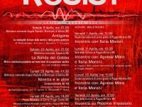 Gli appuntamenti del Festival RESIST 2016 in Bassa Sabina