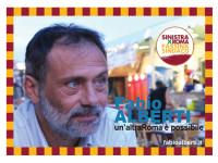 Comunali Roma. Appello al voto per Fabio Alberti