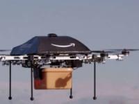 Pacchi Amazon alla prova dei droni, in Gran Bretagna prime sperimentazioni