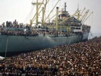 Albanesi in Italia: quell'esodo di 25 anni fa