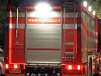 In fiamme appartamento a Castelnuovo di Porto. Muore una donna