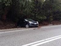 Ennesimo incidente sulla Salaria per Roma. Due le auto coinvolte