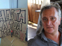 Raccordo, furgone travolge ex consigliere provinciale Simeone: caccia al pirata della strada