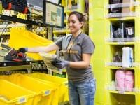 Amazon, come lavorare nel nuovo centro di Passo Corese