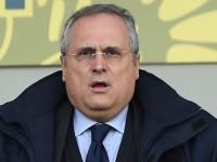 """Lotito scrive alla Raggi: """"Facciamo lo stadio della Lazio sulla Tiberina"""""""