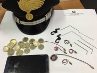 Poggio Mirteto, romeno arrestato per furto