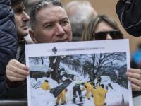 Sisma, a Roma la protesta dei terremotati: «Aiutateci, siamo in ginocchio»