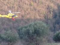 Incidente su monte Gennaro a Pasquetta, ragazzo di Marcellina recuperato dall'elisoccorso