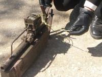 Palombara Sabina. Arma artigianale utilizzata come antifurto fai da te: il proprietario del magazzino rimane ferito della sua stessa invenzione