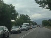 Rieti, proseguono i lavori sulla Salaria in Sabina: code fino a due chilometri