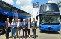 Il MAN Truck & Bus Center di Fiano Romano apre nel segno di Cotral