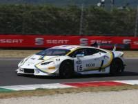 GT Italia: Antonio D'Amico si impone al Mugello nella classe Super GT Cup