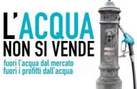 """Acerbo (Rifondazione): """"Roma senza #acqua, fallimento della privatizzazione"""""""