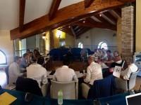 Ottorino Ferilli alla conferenza dei sindaci su acqua e sicurezza
