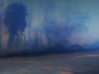La Riserva Tevere – Farfa chiusa per incendio