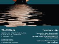Tautanz Lab a Colle di Tora dal 23 al 26 agosto 2017