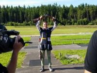 Tiro a volo, skeet: Palmucci è quarto agli europei di Baku