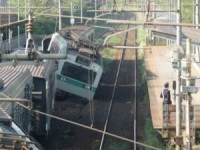 Deraglia un treno sulla Roma-Viterbo: nessuno ferito ma gravi disagi alla circolazione