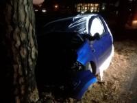 Tragico incidente sulla Palombarese: auto si schianta contro pino. Muore 66enne
