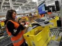 Operatori di magazzino per Amazon