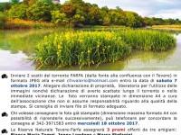 """Scadenza adesioni a """"Fotografando il Farfa"""" sabato 7 ottobre 2017"""