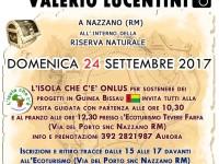 Caccia fotografica per i più piccoli nella Riserva Naturale Nazzano, Tevere-Farfa il 24 settembre 2017