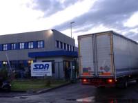 Lo sciopero dei lavoratori di SDA