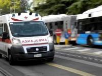 Altro incidente sulla Salaria il 31 ottobre 2017. Una persona ferita