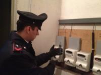 Fara Sabina, si allaccia al contatore del vicino: arrestato dai carabinieri