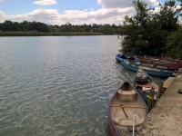 In canoa sul biondo Tevere