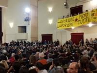 In 800 per una sinistra dal basso: 'Unire le lotte e dare potere al popolo'